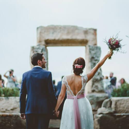 Organizar boda integral Noelia y Ales