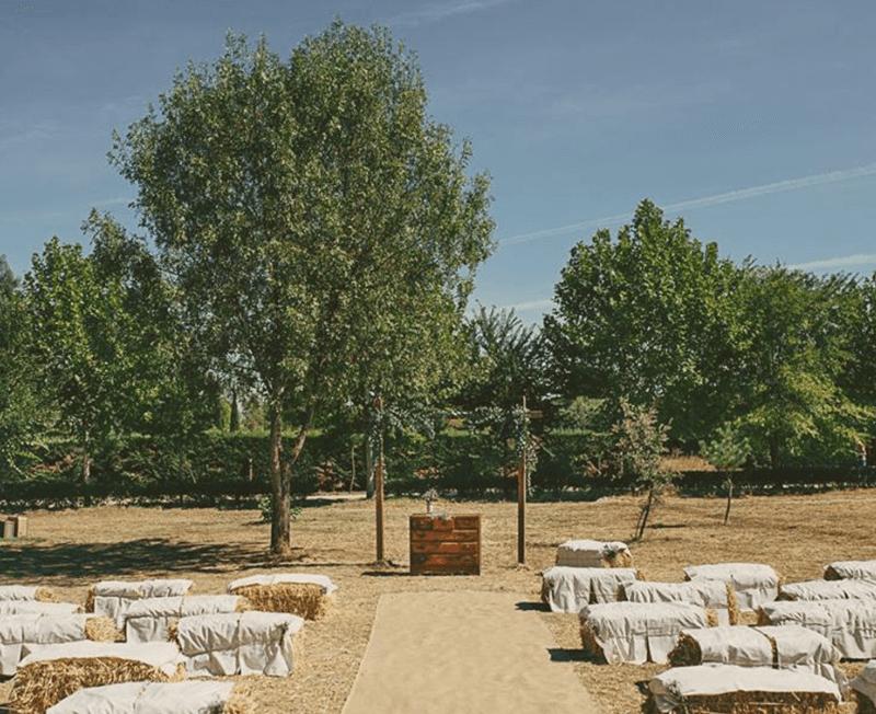 Decoración de bodas y coordinación